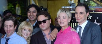 """The Big Bang Theory""-Cast"