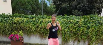 Biggest Loser 2017 Gewinnerin Alexandra sieht super aus Topform Kampfsport