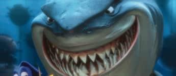 """""""Dorie"""" und """"Marlin"""" werden von einem Hai gejagt"""