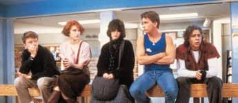 """""""The Breakfast Club"""" - Bild aus dem Film"""