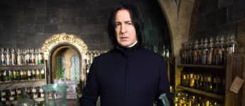 Harry Potter Snape Alan Rickman