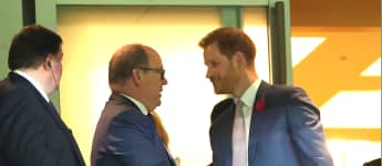 Fürst Albert kann Harrys Situation nachvollziehen