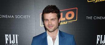 """Alden Ehrenreich spielt in dem neuen """"Star Wars""""-Film """"Solo: A Star Wars Story"""" die Rolle des """"Han Solo"""", Han Solo, Alden Ehrenreich"""