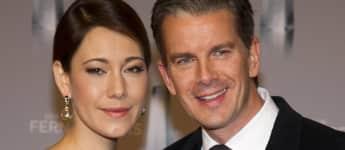 Angela Gessmann und ihr Ehemann Markus Lanz