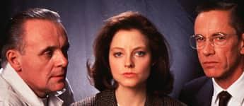 """Anthony Hopkins, Jodie Foster und Scott Glenn in """"Das Schweigen der Lämmer"""""""