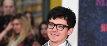 "Asa Butterfield von ""Sex Education"""
