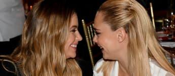 Cara Delevingne und Ashley Benson hochzeit