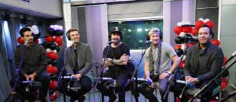 Backstreet Boys live