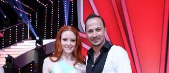 """Barbara Meier und Sergiu Luca werden in der vierten Liveshow von """"Let's Dance"""" nicht dabei sein"""