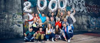 """Die """"Berlin - Tag und Nacht""""-Darsteller zur Feier der 2.000 Folge"""