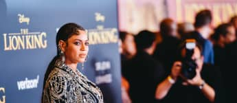 Beyoncé Premiere König der Löwen