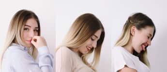 In der 23. Woche: So groß ist Youtube-Bibi Heinickes Babybauch schon