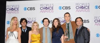"Der ""Big Bang Theory""-Cast 2013 bei den People's Choice Awards"