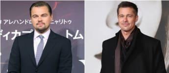 Brad Pitt und Leonardo DiCaprio in Quentin Tarantinos neuen Film, Once Upon in Hollywood, Brad Pitt und Leonardo DiCaprio, Quentin Tarantino neuer Film