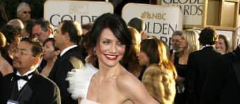 Cameron Diaz Golden Globes hässlich