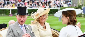Camilla Prinzessin Eugenie Hochzeit