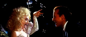 """Carol Kane und Bill Murray in """"Die Geister, die ich rief"""""""