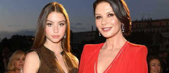Carys Douglas und Catherine Zeta-Jones 2019
