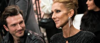 Céline Dion bei der Paris Fashion Week 2019