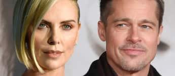 Charlize Theron und Brad Pitt sollen sich daten