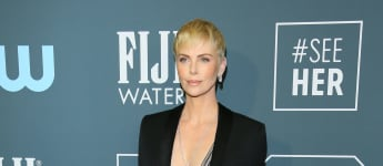 Charlize Theron bei den Critics' Choice Awards 2020