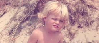 Chris O'Donnell als Kind