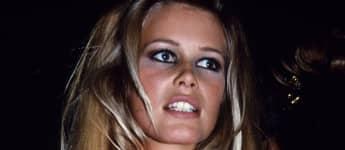 Claudia Schiffer ist auch ganz ohne Beauty-OP und Co. wunderschön