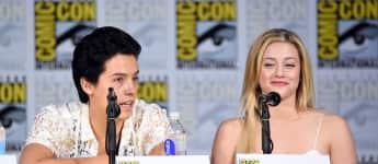 """Die """"Riverdale""""-Stars Cole Sprouse und Lili Reinhart sind ein Paar"""