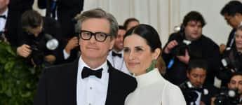 Colin Firth Livia Firth Frau