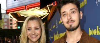 Lisa Kudrow und Sohn Julian Murray