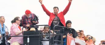 """Lucas Cordalis: Sein Vater Costa wäre begeistert gewesen vom """"Schlagermove"""""""