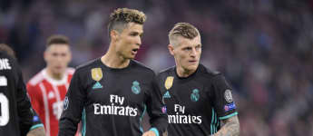 Cristiano Ronaldo und Toni Kroos spielen nicht nur beide für Real Madrid, sie sind auch Nachbarn