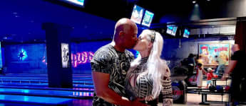 Daniel Charlier Sophia Vegas Hochzeit heiraten