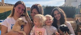 Danni Büchner zeigt sich mit ihren Kindern auf Instagram