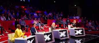 Supertalent 2020 corona jury