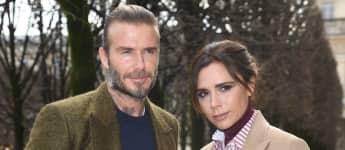David Beckham, Victoria Beckham, Die Beckhams, Traumpaar