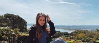 Davina Geiss auf Instagram 2020