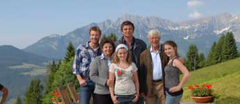 """""""Der Bergdoktor"""" Cast"""