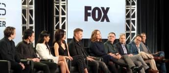 """Der """"Bones"""" Cast rund um Emily Deschanel und David Boreanaz 2017"""