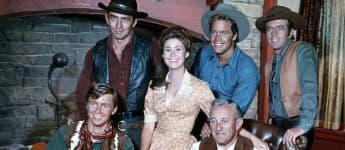 Die Leute von der Shiloh Ranch Clu Gulager