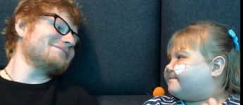 Ed Sheeran, Ed Sheerans größter Fan, Ed Sheeran und Melody Driscoll