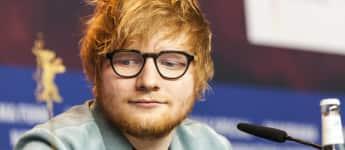 Ed Sheeran wird auf 100 Millionen verklagt