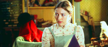 Kelly Macdonald eine zauberhafte Nanny Evangeline