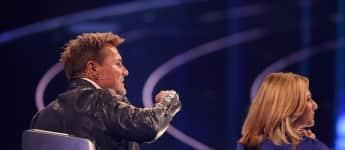 Dieter Bohlen und Ella Endlich bei DSDS 2018