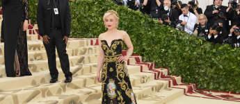 Emilia Clarke MET-Gala 2018 MET, Dolce & Gabbana