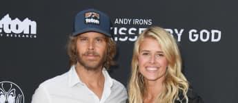Eric Christian Olsen und Sarah Wright sind verheiratet
