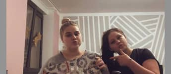 Estefania Wollny und Loredana Wollny auf Instagram 2021