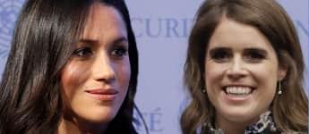 Was denkt Prinzessin Eugenie wirklich über Meghan Markle?