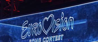 Das Logo vom Eurovision Song Contest