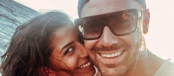 Eva Benetatou und Chris